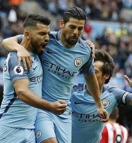 Box TV: Xem TRỰC TIẾP Man City vs West Ham (22h00)
