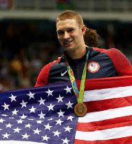 Thể thao Mỹ thống trị Olympic Rio 2016 với 80% vận động viên đã và đang là sinh viên