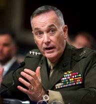Tướng Mỹ: Không dại gì chia sẻ thông tin tình báo Syria với Nga