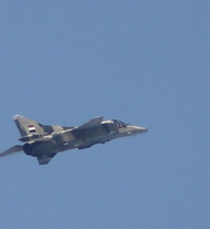 Máy bay chiến đấu của Syria rơi, phi công bị phiến quân bắt giữ