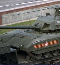 """""""Có biến""""? Nga bất ngờ lại giấu xe tăng Armata trước mắt công chúng!"""