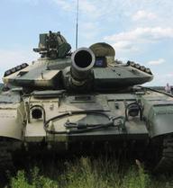 Xe tăng chiến đấu chủ lực T-64B1M - Đối thủ xứng tầm của T-72B3