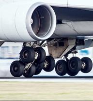 Tại sao lốp máy bay không bị nổ khi hạ cánh?