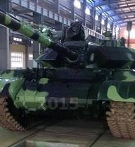 Xe tăng T-55 Việt Nam bắn đạn xuyên giáp và trang bị ERA