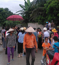 Clip hiện trường 4 bà cháu bị giết hại dã man ở Quảng Ninh