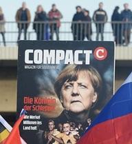 """Chính giới Đức """"ép"""" Thủ tướng Merkel cải thiện quan hệ với Nga"""