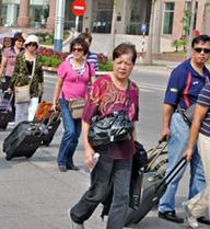"""Khách Trung Quốc đã không còn """"hứng thú"""" với Thái Lan, giờ đây họ chi nhiều tiền hơn để sang Việt Nam du lịch"""