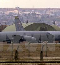 Thổ Nhĩ Kỳ tuyên bố không cho phép Nga sử dụng căn cứ Incirlik