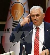 Thủ tướng Thổ Nhĩ Kỳ tuyên bố không bồi thường cho Nga