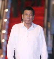 Ông Duterte không dự các hội nghị thượng đỉnh ở Lào vì đau đầu