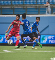 Box TV: Xem TRỰC TIẾP U16 Thái Lan vs U16 Australia (15h30)