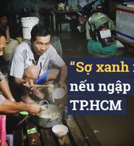 Thư từ Canada: Một trận lụt như TP.HCM sẽ khiến chính quyền sở tại phải sợ xanh mặt