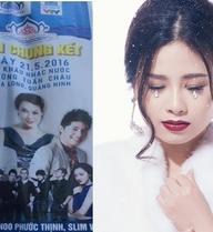 """Dương Hoàng Yến tung tin nhắn, BTC HH Biển phản pháo vụ """"kỳ thị"""" ca sĩ"""