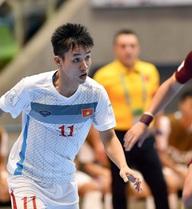 """Sao futsal Việt Nam nói gì về """"núi"""" khó khăn tại VCK World Cup?"""