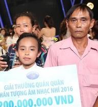Cuộc sống nghèo, chạy ăn từng bữa của quán quân Vietnam Idol Kids