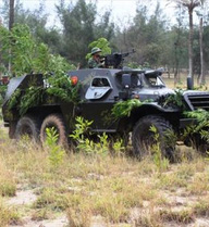 Việt Nam nâng cấp những gì cho xe thiết giáp BTR-152?