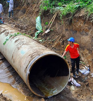 Nguyên Phó chủ tịch Hà Nội liên quan vụ vỡ ống nước sông Đà
