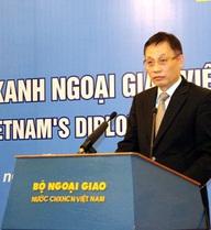 Việt Nam lần đầu công bố Sách Xanh Ngoại giao