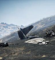 Máy bay do thám U2 gặp nạn ở California, phi công tử vong