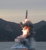 Triều Tiên phóng thử 3 tên lửa đạn đạo
