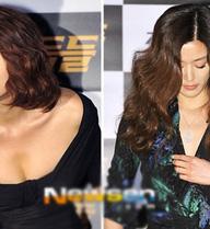 Jeon Ji Hyun thẹn khi đọ ngực với Kim Hye Soo