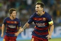 Bất chấp scandal trốn thuế, Messi vẫn được trọng thưởng