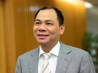 """Vingroup  của Phạm Nhật Vượng """"đèo bòng"""" công ty con"""