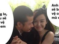 Angela Phương Trinh kể chuyện lạ kỳ trong lễ viếng Wanbi Tuấn Anh