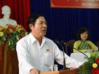 Nghệ An họp bất thường bầu Chủ tịch mới