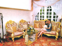 Nhà đẹp như khách sạn của HH Thu Hoài