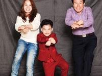"""""""Psy"""" nhí gốc Việt: tự hào khi mẹ là người Việt Nam"""
