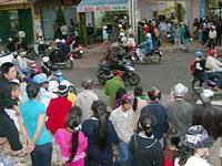 Hải Dương: Kẻ trộm chó bị người dân đánh chết, đốt xe