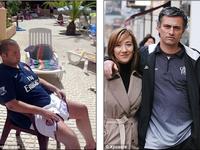 Cris Ronaldo bỗng dưng… hóa thú