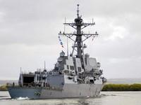 Tàu khu trục tăng năng lực tác chiến cho Hải quân Việt Nam
