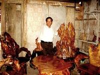 Khu vườn chôn 70 gánh vàng tại Hưng Yên