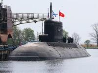 Những bức ảnh đầu tiên về nơi đón tàu ngầm Kilo Hà Nội ở Cam Ranh
