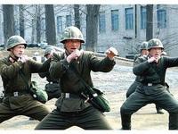 Đặc nhiệm Triều Tiên được huấn luyện để chiến đấu đến chết