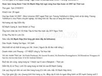 Chibi Hoàng Yến rạng rỡ bên Lee Balan