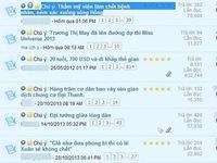 Những tin nhắn siêu dễ thương của vlogger An Nguy và Toàn Shinoda