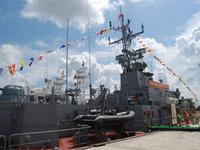 Việt Nam và Mỹ chủ trì tập huấn chống cướp biển