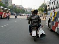 3 xe Exciter biển số đẹp ở Nghệ An hội ngộ