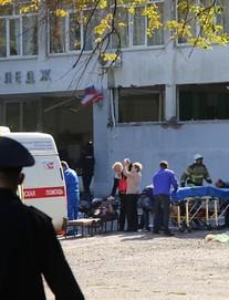 [CẬP NHẬT] Vụ nổ lớn tại Crimea: Không phải tấn công khủng bố; hung thủ 18 tuổi xả súng giết hại 17 sinh viên rồi tự sát