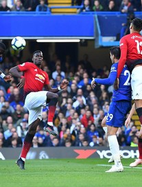 TRỰC TIẾP Chelsea 1-0 Man United: Rudiger đánh đầu tung lưới Man United