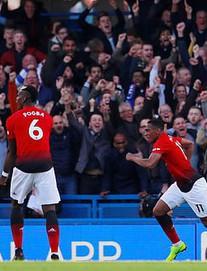 TRỰC TIẾP Chelsea 1-1 Man United: Martial bất ngờ san bằng tỉ số cho Man United