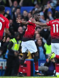 Martial tỏa sáng, Mata xuất thần, Man United suýt hạ Chelsea bằng màn ngược dòng kỳ vĩ