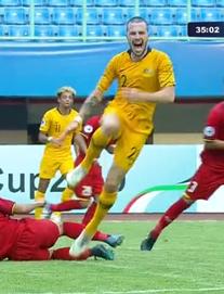 TRỰC TIẾP Việt Nam 0-1 Australia: Việt Nam bị đẩy vào thế khó