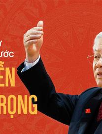Tiểu sử Tổng bí thư, Chủ tịch nước Nguyễn Phú Trọng