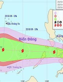 Bão số 9 gây nguy hiểm thế nào cho miền Trung?
