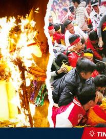 TIN TỐT LÀNH 23/02: Bỏ đốt tiền tỷ mỗi ngày - Hết thời lễ hội xấu xí và chỉ số cảm nhận tham nhũng ở Việt Nam tăng 6 bậc