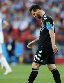 Đá trượt penalty, Messi khiến Argentina gục mặt trước những chiến binh Viking